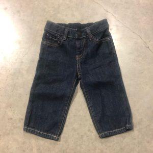 Baby gap dark denim jeans